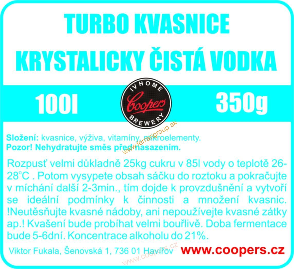 Kvasinky - Vodka Pure  (350g)