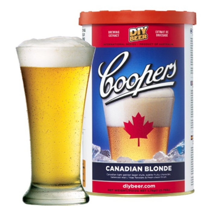 Coopers Canadian Blonde (1,7kg)