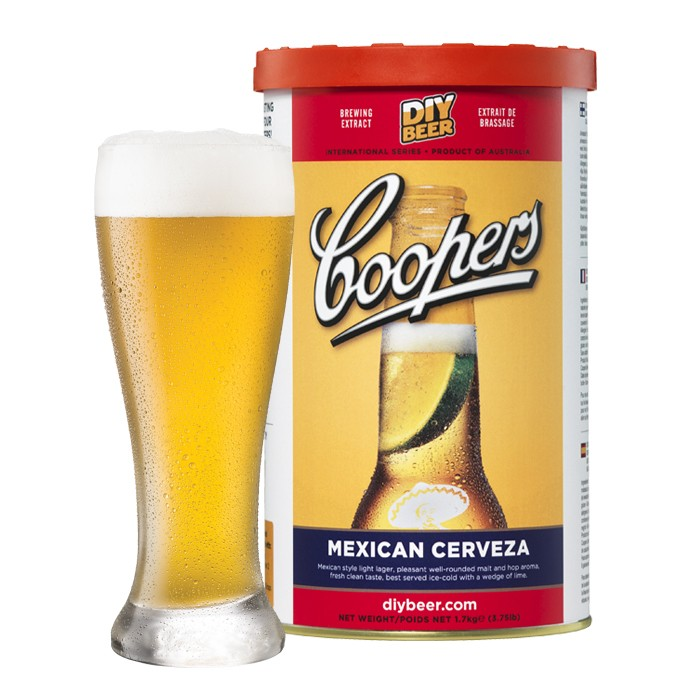 Coopers Mexican Cerveza (1,7kg)