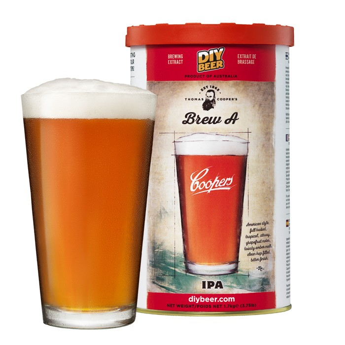 Coopers Brew A IPA (1,7kg)