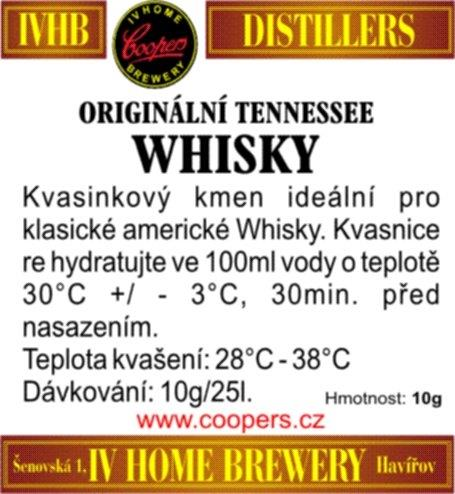 Kvasinky - Tennessee WHISKY (10g)